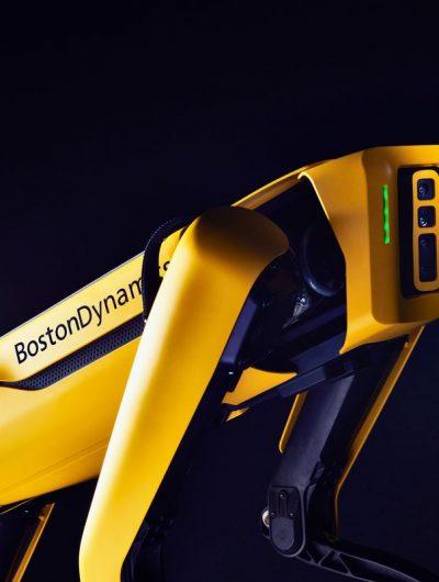 Le robot Spot de Boston Dynamics