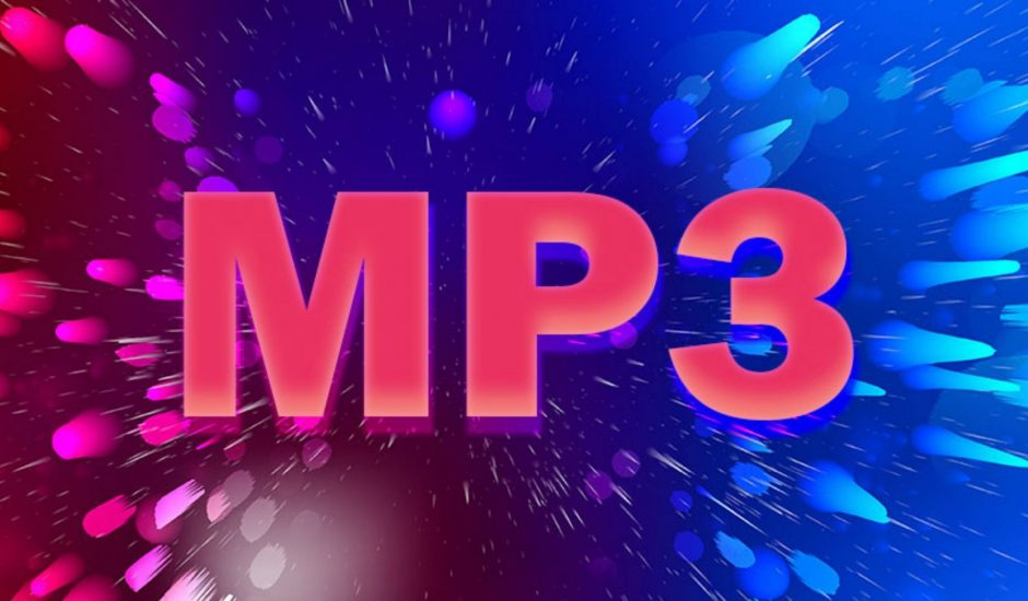 MP3 illustration