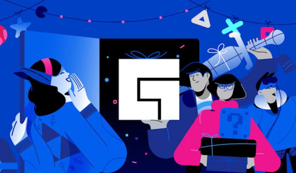 Logo de Facebook Gaming.