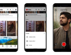 YouTube vient d'annoncer ce lundi le lancement de sa nouvelle fonctionnalitéYouTube Shorts.