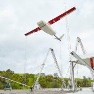 Un drone de la start-up Zipline