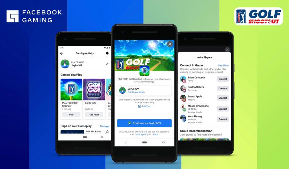 Sur un smartphone est présenté le jeu développé en cloud gaming