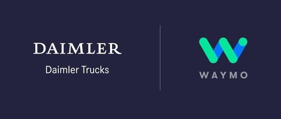 Waymo & Daimler