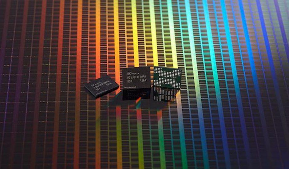 Aperçu des technologies NAND.