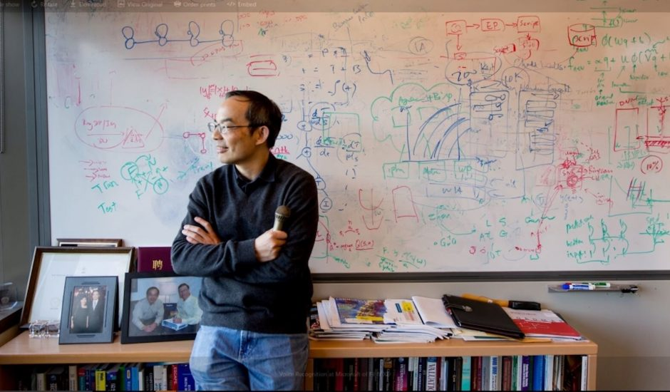 Aperçu de Xuedong Huang, collaborateur chez Azure AI.