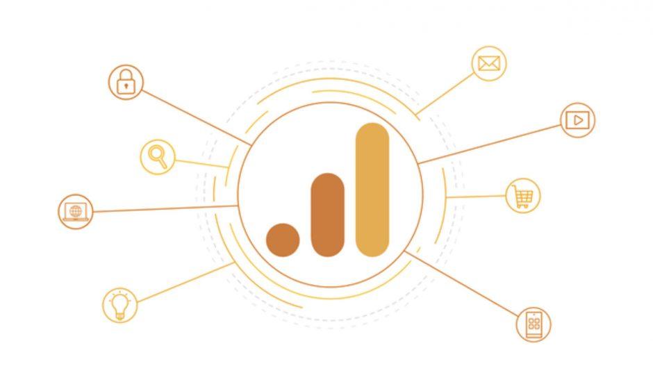 Illustration de la nouvelle version de Google Analytics