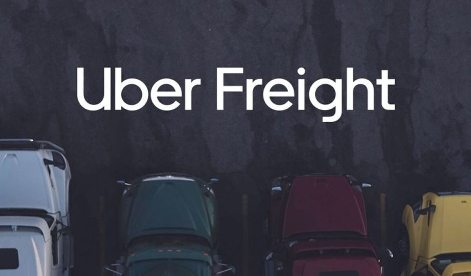Le logo d' Uber Freight