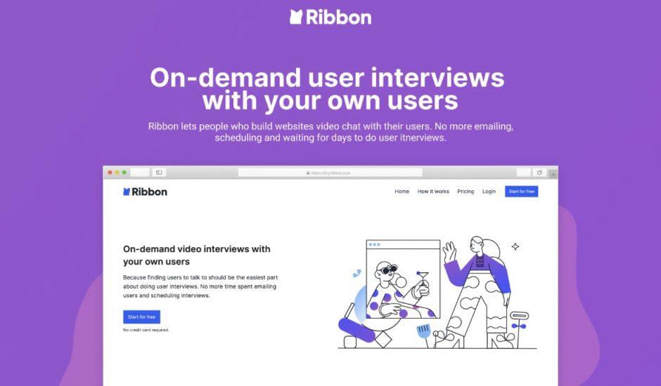 présentation de Ribbon