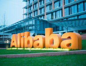 Aperçu des bureaux d'Alibaba.
