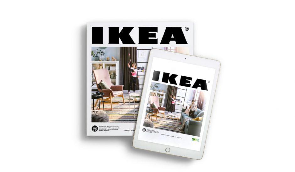 C'est la fin d'une époque, le catalogue IKEA ne sera plus imprimé pour laisser place à l'air numérique.