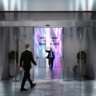 Les dalles OLED transparentes pourraient enfin se généraliser dans notre quotidien avec ce projet de portes à affichage OLED translucide