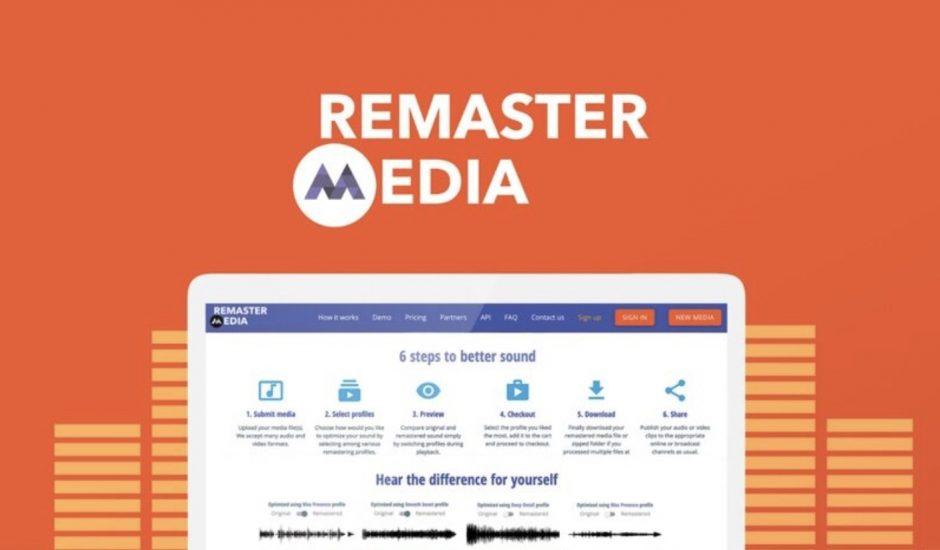 présentation ReMasterMedia
