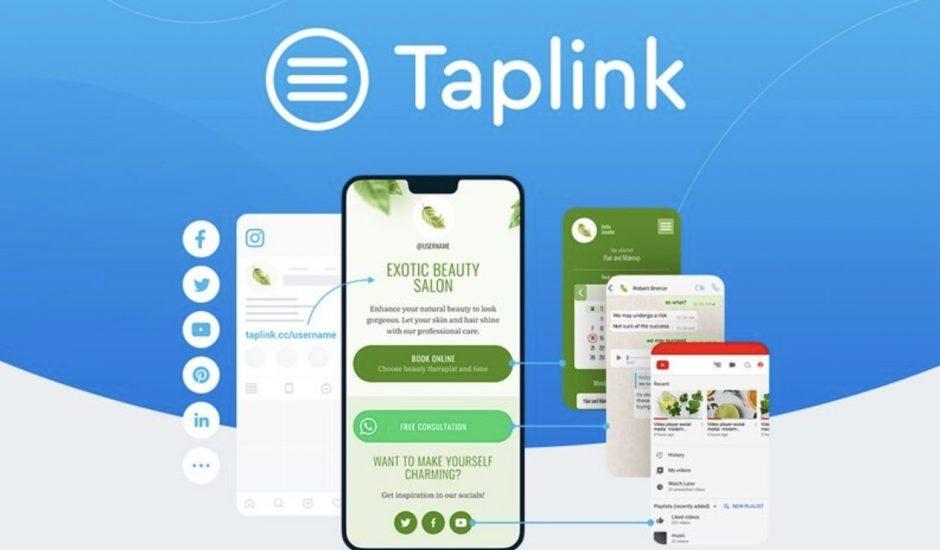 taplink préentation