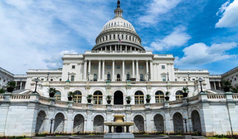 Le capitole américain à Washington D.C.