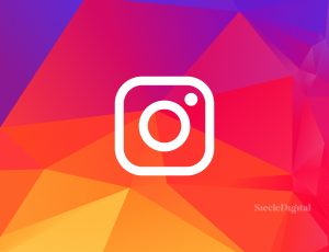 Illustration du logo d'Instagram