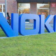 Logo de Nokia, entreprise multinationale de télécommunication finlandaise