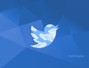 Illustration du logo de Twitter