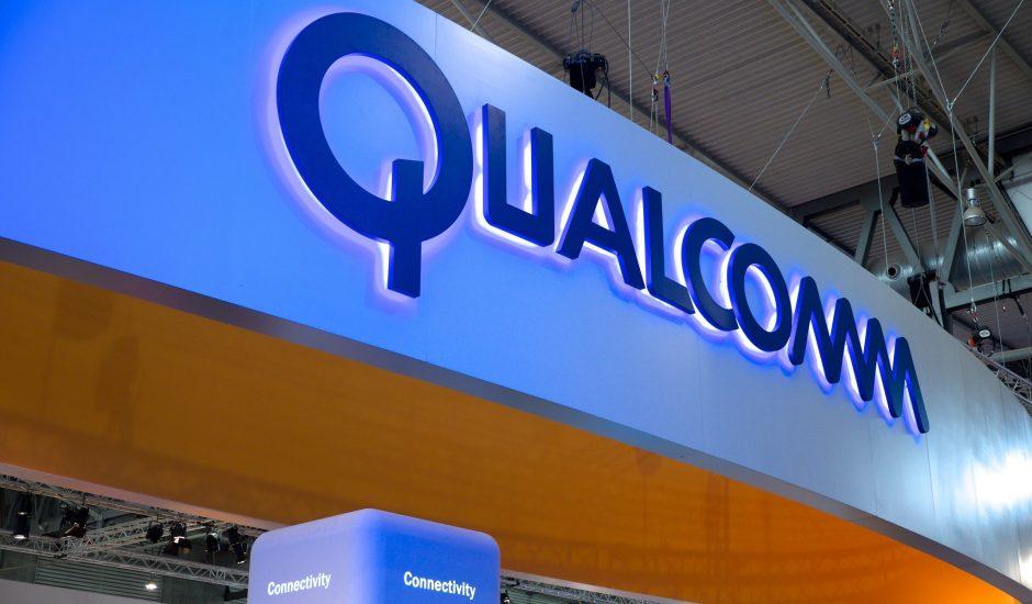 Le stand de Qualcomm au Mobile World Congress 2015
