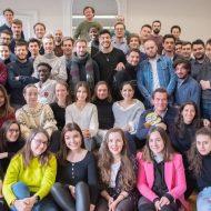 Les équipes d'Artur'In, la solution de content markting pour les PME