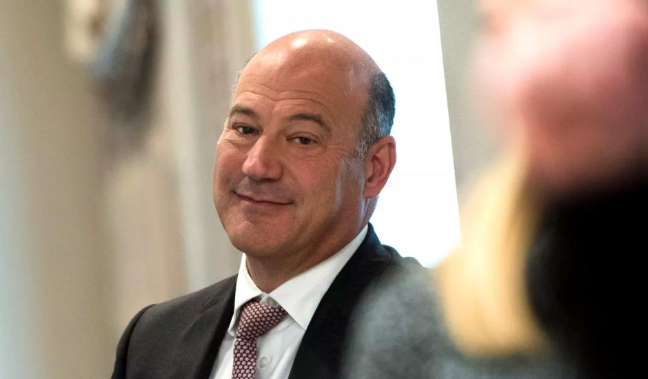 Gary Cohn récemment nommé au poste de vice-président d'IBM