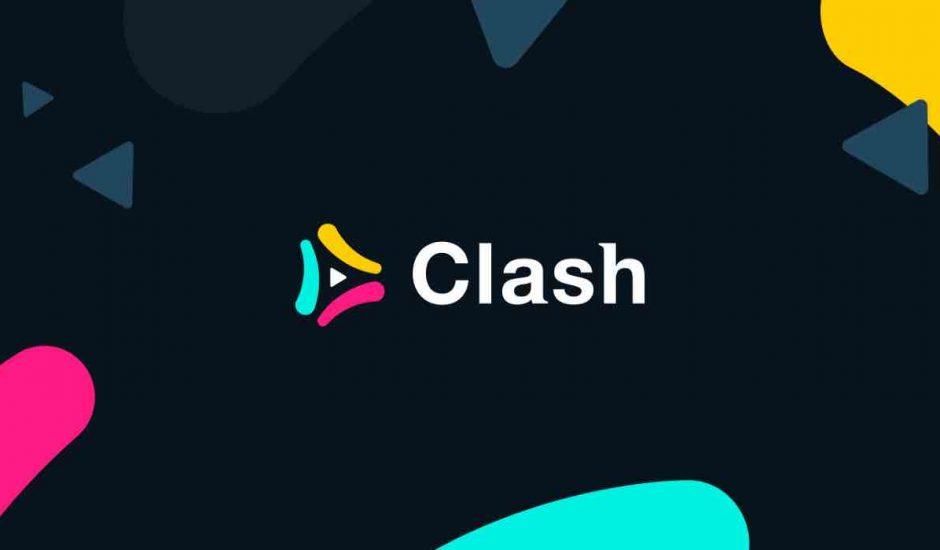 Clash rachète Byte.