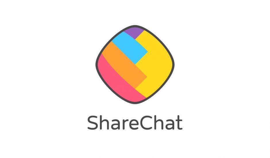 Le logo de ShareChat