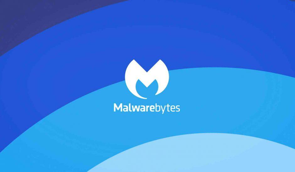 Logo de Malwarebytes.