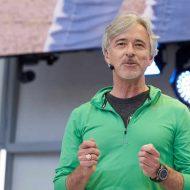 Aperçu de John Krafcik, CEO de Waymo.