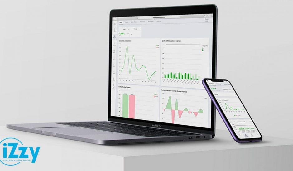 IZzy le logiciel de gestion comptable édité par la Compagnie Fiduciaire