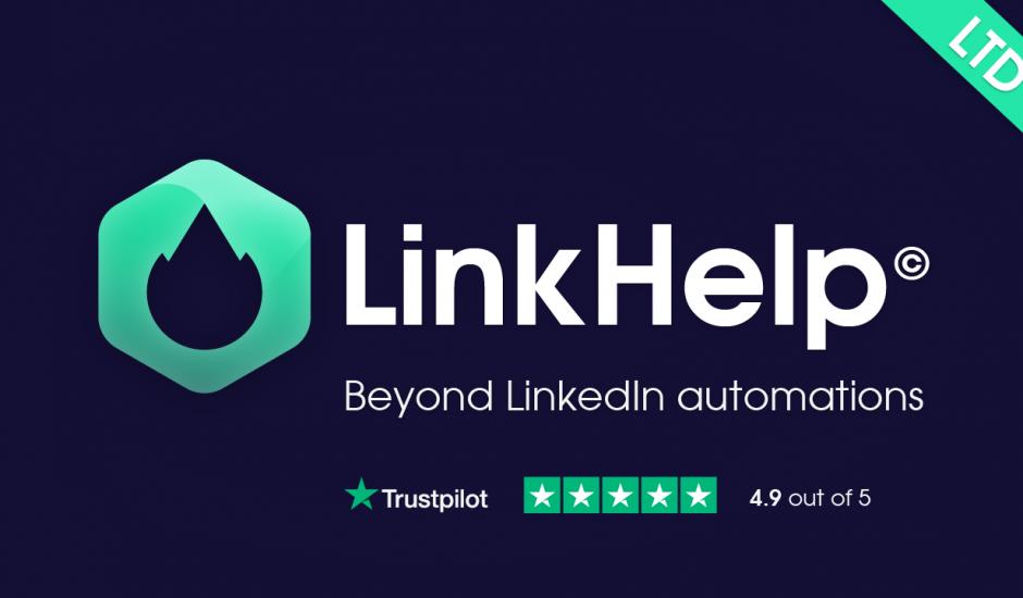 LinkHelp logo