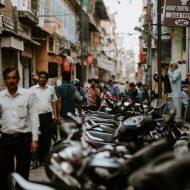 Aperçu de la ville de Jaipur.