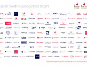 French Tech 120 et Next 40 : composition de la promotion 2021