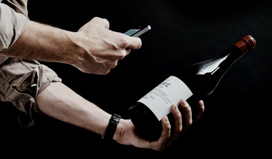 Scan étiquette vin