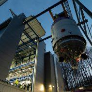 La fusée Ariane 6 de l'ESA.