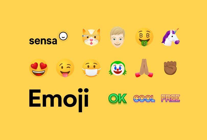 sensa emoji examples