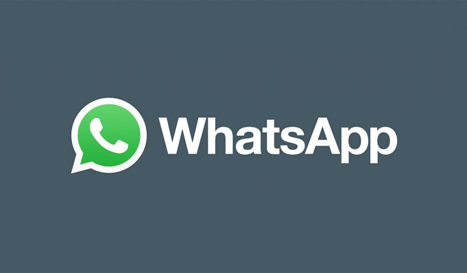 Les appels audio et vidéo sont disponibles depuis la version bureau de WhatsApp.