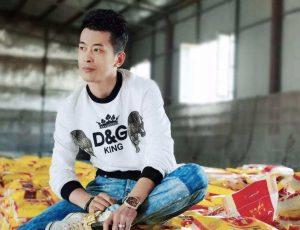 Xinba, un influenceur populaire en chine pour ses sessions de live shopping sur les réseaux sociaux