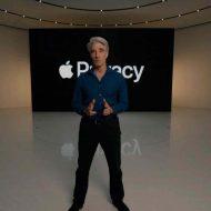 Aperçu d'un live d'Apple.