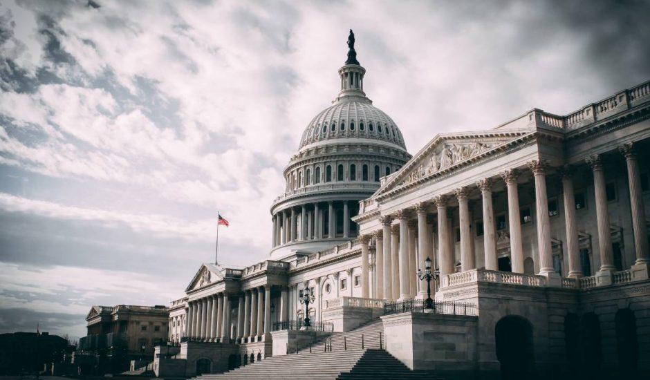Le Capitole américain.