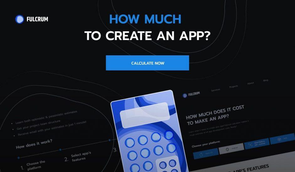 App Costs Calculator