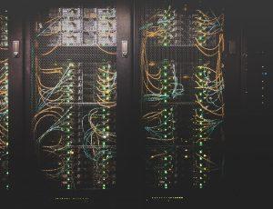 Un data center.