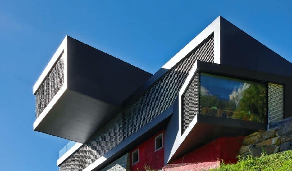 une maison moderne et connectée