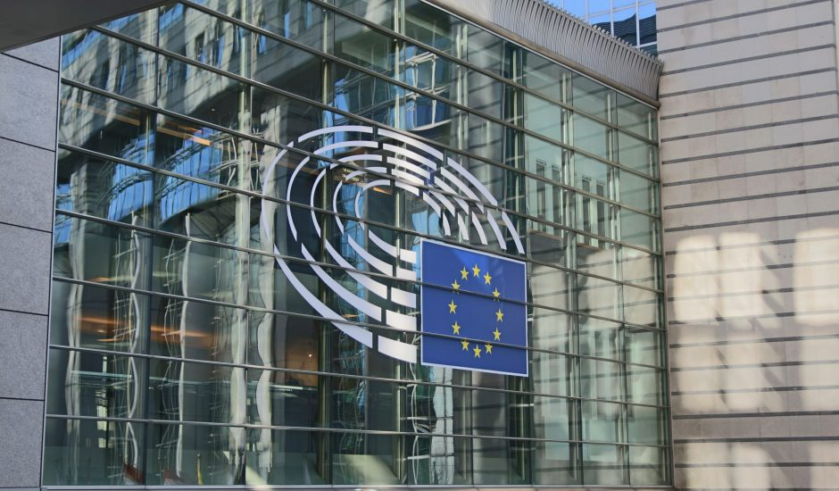 Aperçu du Parlement européen.