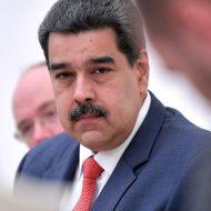 Portrait de Nicolas Maduro, président du Venezuela.