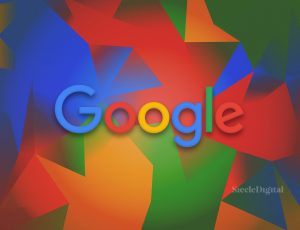 Illustration du logo de Google.