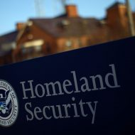 Logo du DHS Department of Homeland Security