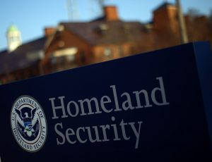 Logo du DHS Department of Homeland Security