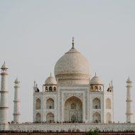 Aperçu du Taj Mahal.