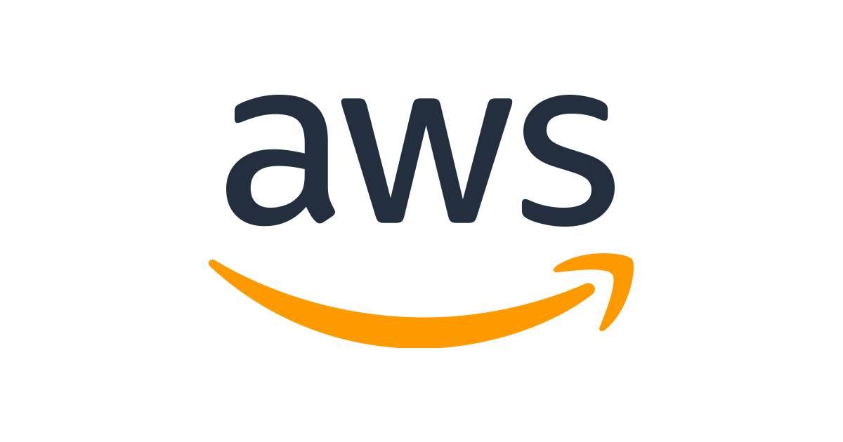 Le logo d'Amazon Web Services.