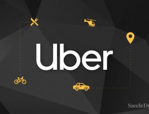 Illustration du logo d'Uber.